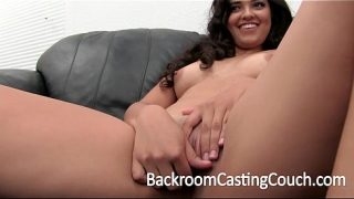 Curvy Teen Jasmeen Squirts At Porn Audition