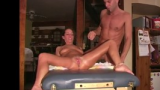 Horny Slut Fisted Gets Full Body Squirting Orgasm