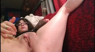 Horny Milf Masturbating Big Clit Multiple Orgasm