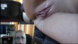 Kinky Milf Masturbating In The Office