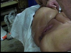 Bbw Milf Squirting With Lover
