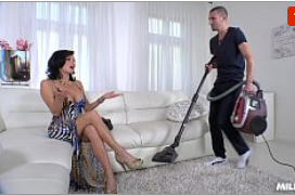Home Cleaner Fuck And Squirt Veronica Avluv